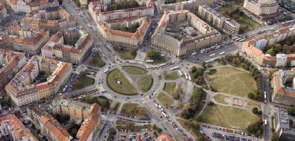 O co jde v soutěži na novou podobu dejvického Vítězného náměstí?